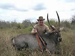 Bagwele Safaris is a private Outfitter and Professional Hunting organisation catering for both South African and Foreign Hunters alike.