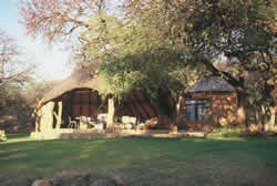 Shabalala Game Ranch offers group accommodation in Thabazimbi