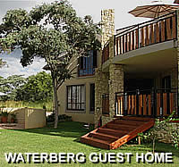 Bela Bela accommodation - Bela Bela self catering accommodation - Bela Bela Golf Estate - Waterberg Guest Home -