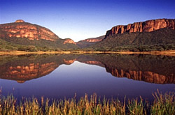 Mabote River Camp offers Makopane self catering accommodation in Limpopo