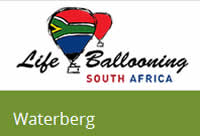 LIFE BALLOONING SOUTH AFRICA
